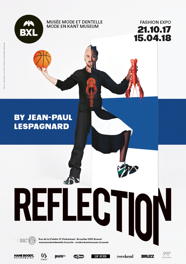 Exposition Reflection by Jean-Paul Lespagnard_Musee Mode & Dentelle
