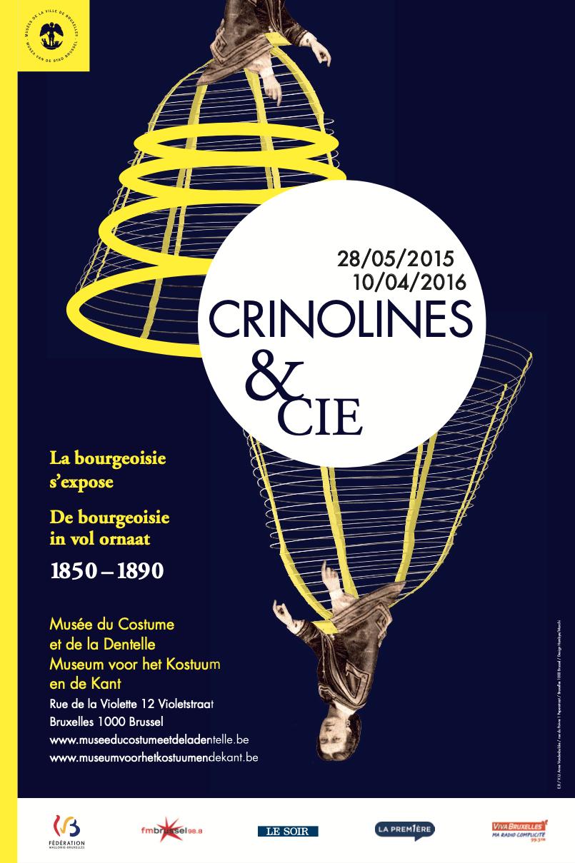 Crinolines et Cie - Musee mode et dentelles