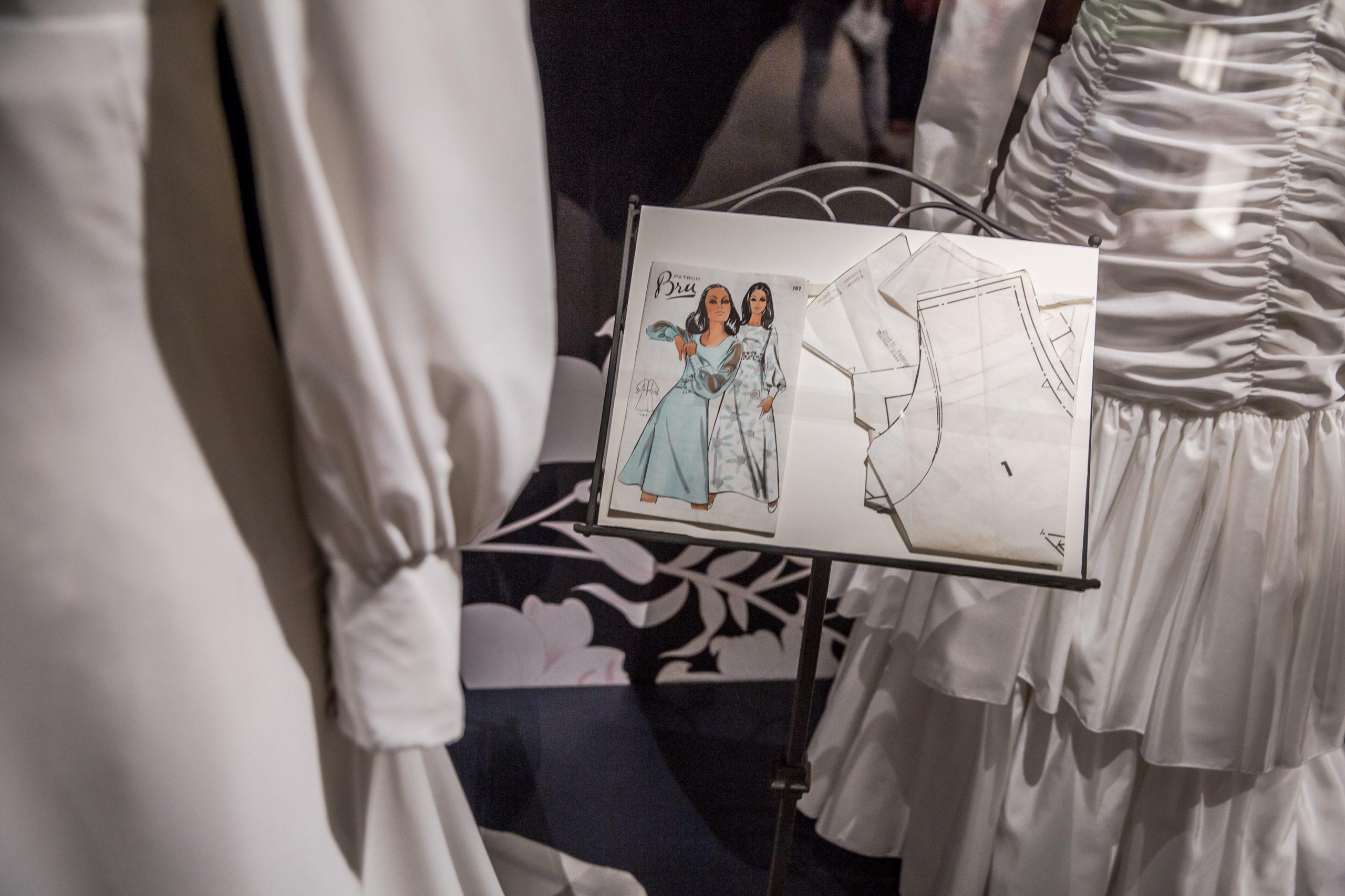 Leçon de Mode 14_Mémoire d'une robe d'émotion ©E.Danhier