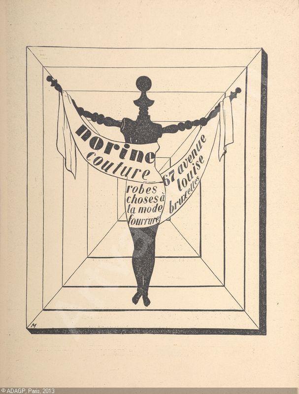 Leçon de Mode 5_Couture Norine, Bruxelles, l'avant-garde de la mode belge 1915-1952