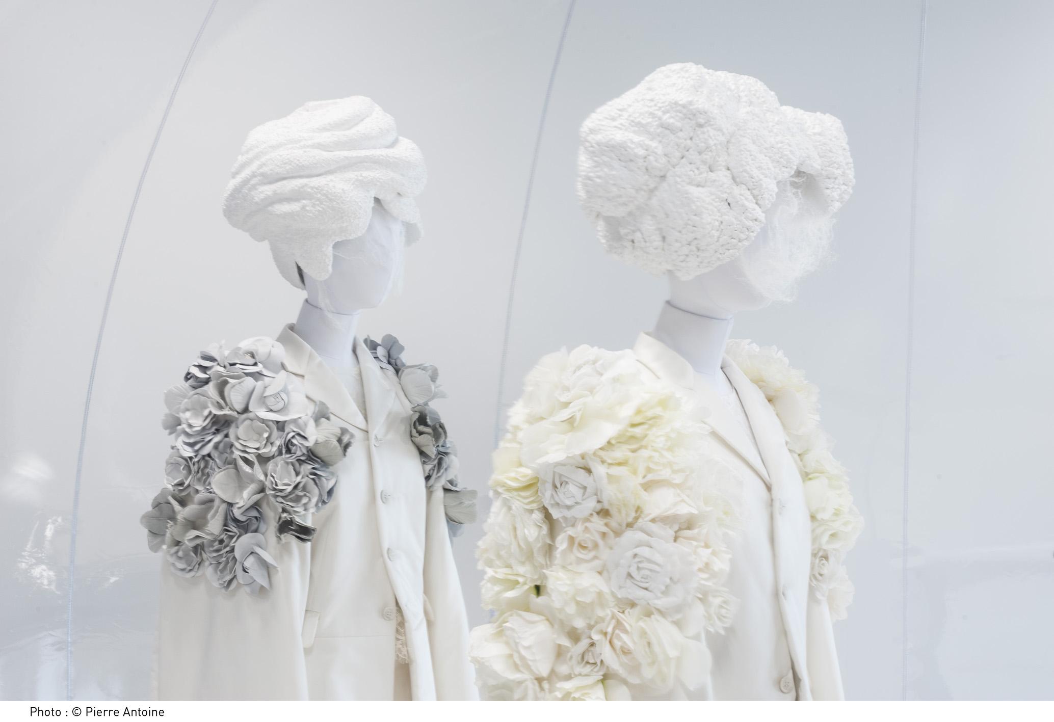 Leçon de Mode 1_White drama Comme des Garçons et le Musée Galliera ©P.Antoine