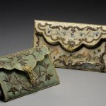 Twee Wallets, circa 1740_Fashion & Lace Museum ©Y.Peeters-A.Dohet