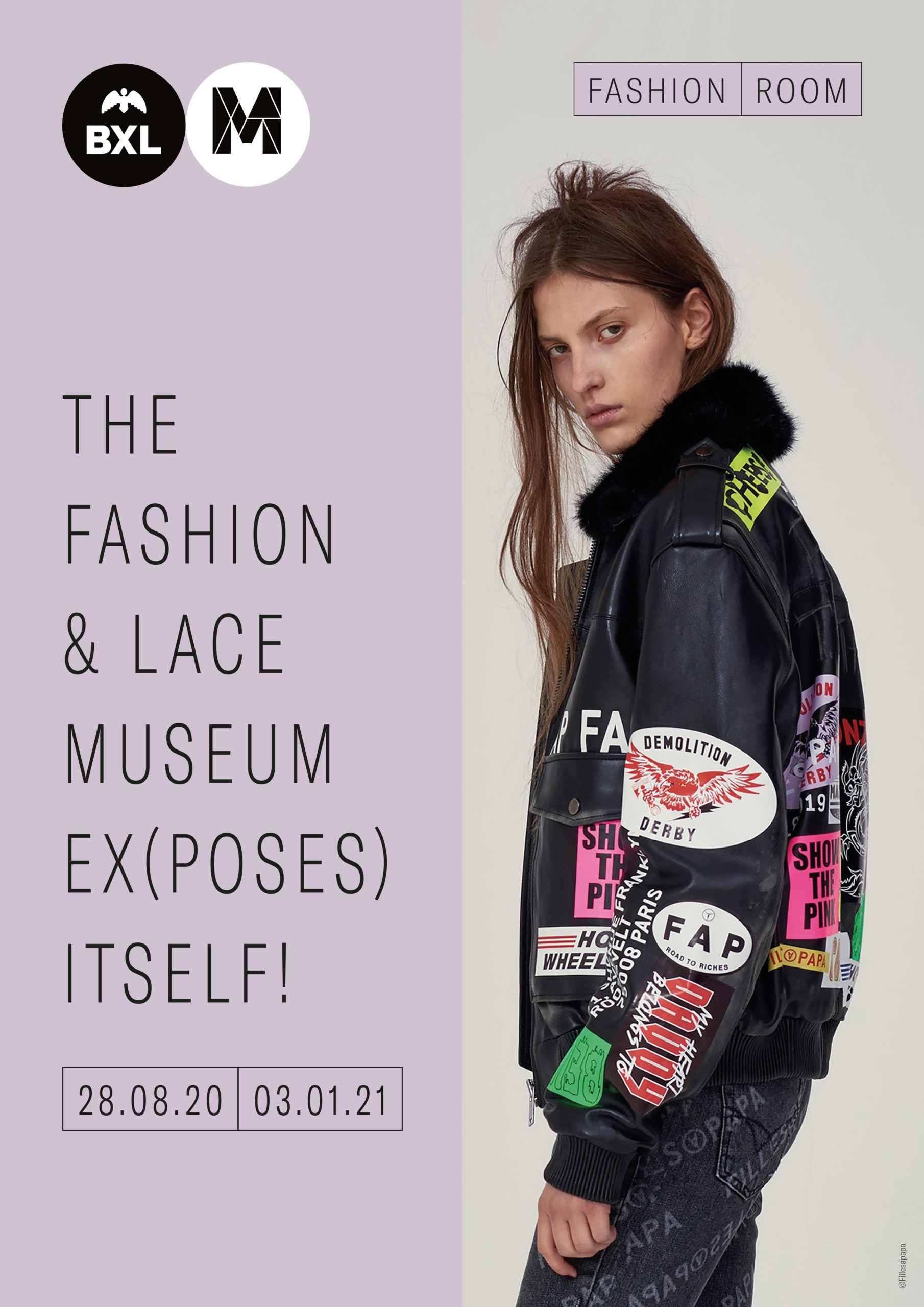 Fashion Room #2 : The fashion & lace museum ex(poses) itself! © Musee Mode & Dentelle